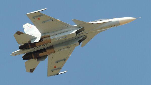 Un Su-30SM - Sputnik Mundo