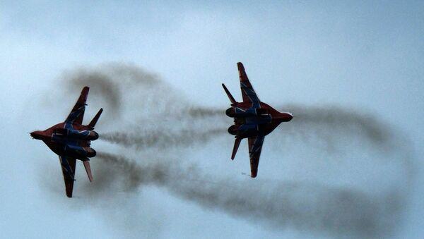 Cazas rusos MiG-29 - Sputnik Mundo