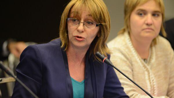 Alejandra Gils Carbó, procuradora general de Argentina - Sputnik Mundo