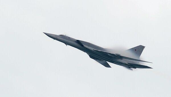 El bombardero supersónico Tu-22M3 - Sputnik Mundo