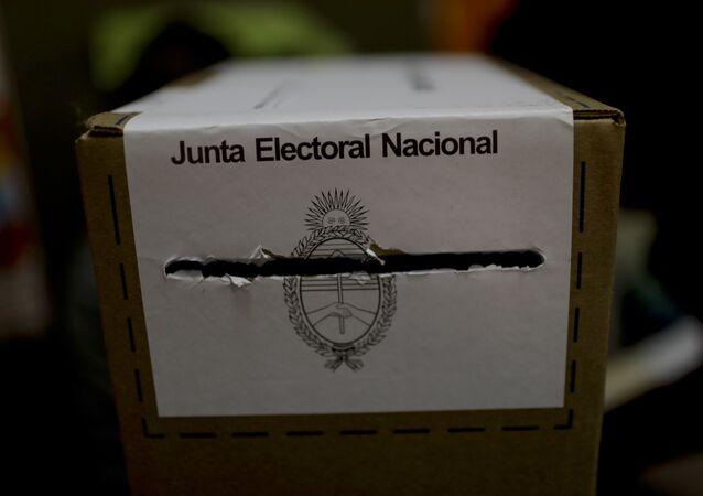 Elecciones legislativas en Argentina