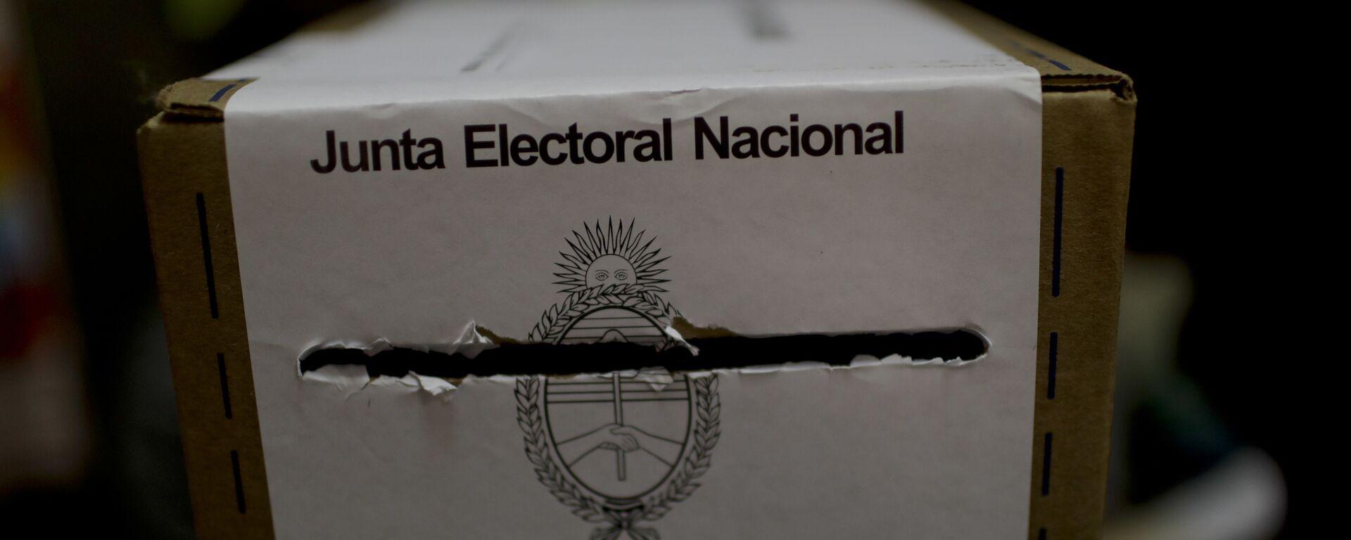 Elecciones legislativas en Argentina - Sputnik Mundo, 1920, 11.09.2021