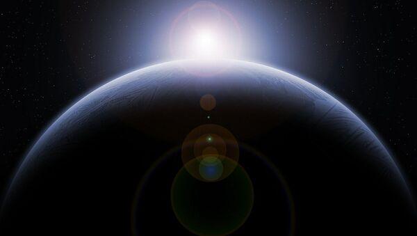 Un planeta (ilustración) - Sputnik Mundo