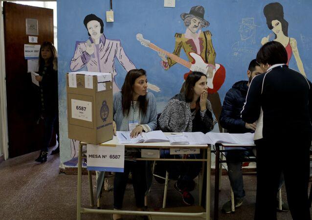 Jornada de las elecciones legislativas argentinas (2017)