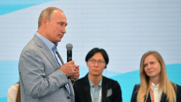 ¿Qué considera Putin más aterrador que una bomba atómica? - Sputnik Mundo
