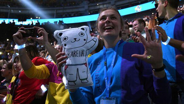 Termina en Sochi el XIX Festival de la Juventud y los Estudiantes en Sochi - Sputnik Mundo