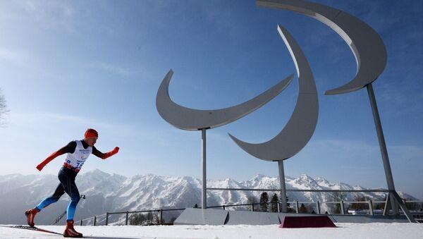 Logo de los Juegos Paralímpicos - Sputnik Mundo