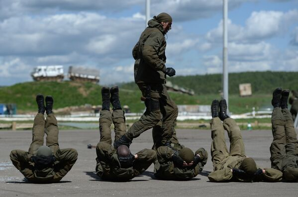 Todo sobre las Fuerzas Especiales rusas - Sputnik Mundo