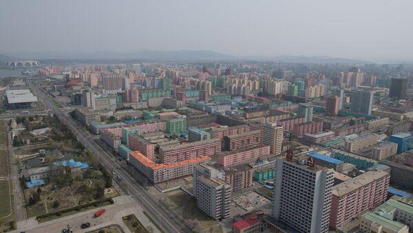 Pyongyang, capital de Corea de Norte - Sputnik Mundo