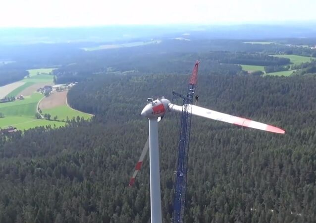Enercon E-126, el aerogenerador más grande del mundo