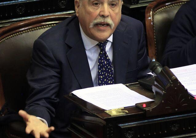 Julio de Vido, el diputado y exministro argentino