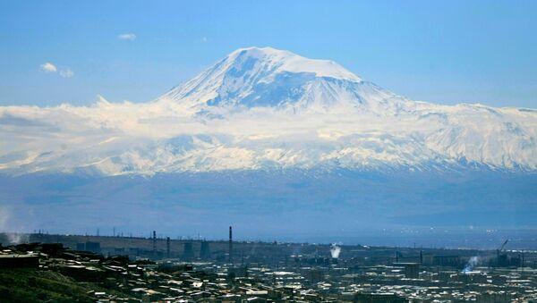 El monte Ararat - Sputnik Mundo