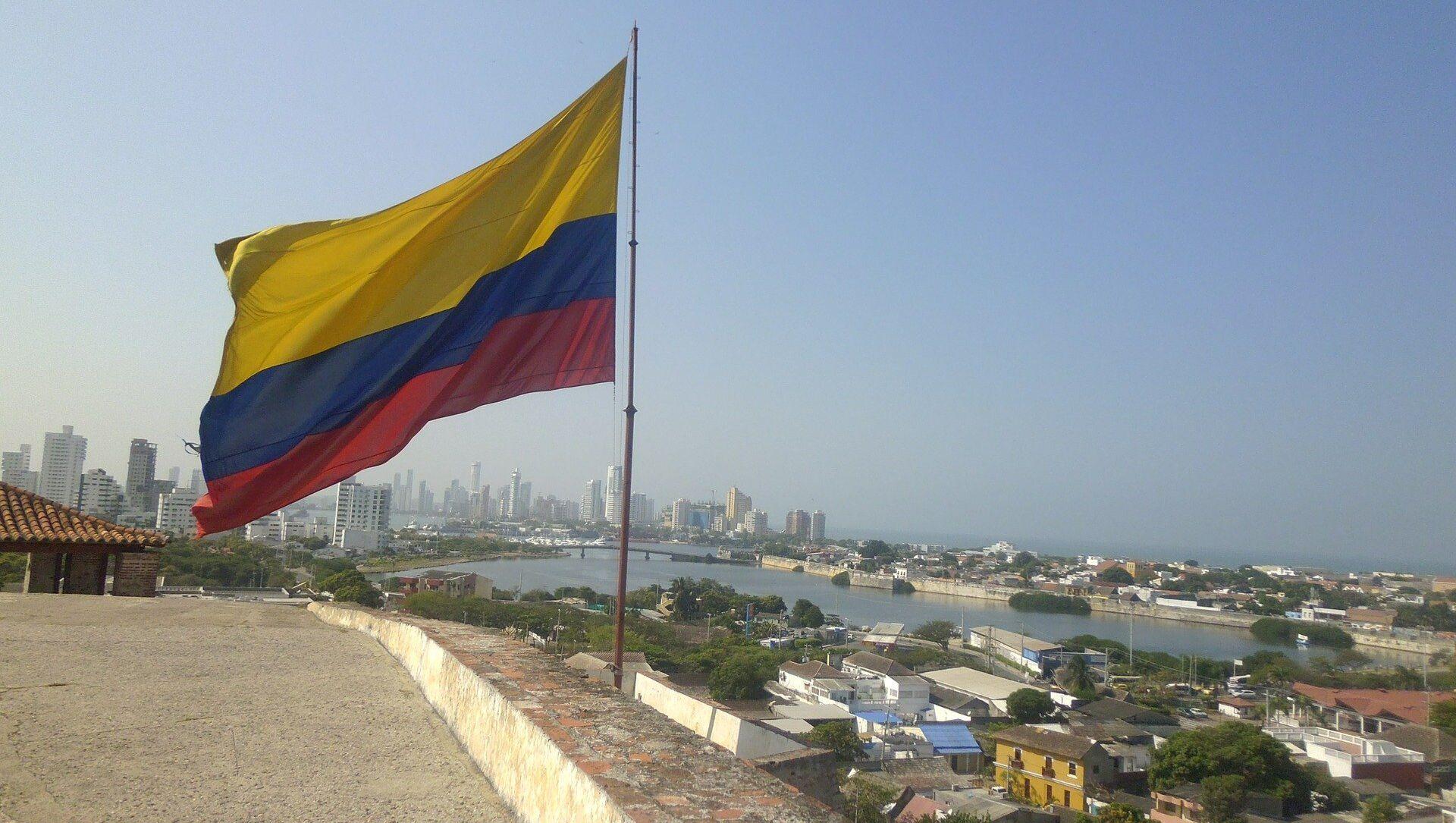 Bandera de Colombia - Sputnik Mundo, 1920, 05.02.2021