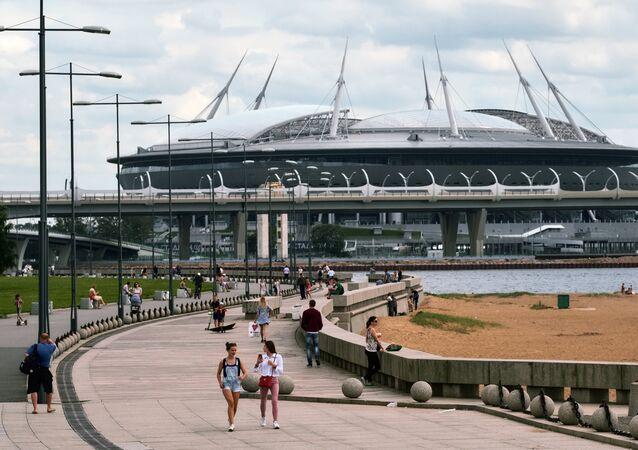 Estadio San Peterburg Arena