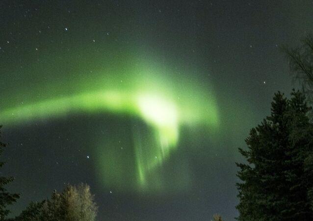 Aurora boreal (imagen referencial)