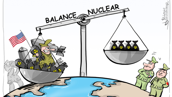 El peculiar concepto de 'equilibrio nuclear' de Estados Unidos - Sputnik Mundo