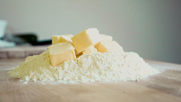 Mantequilla y harina (archivo) - Sputnik Mundo