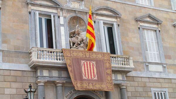 Edificio del Gobierno catalán (archivo) - Sputnik Mundo