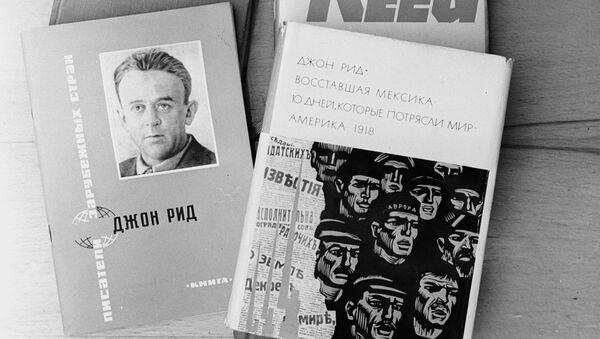 Works by John Reed published in the USSR - Sputnik Mundo