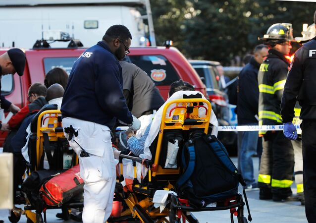 Atentado terrorista en Manhattan