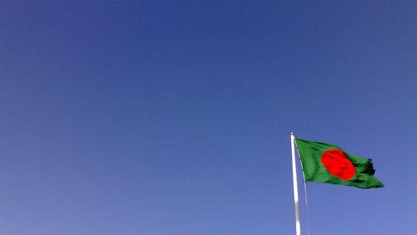 Bandera de Bangladés - Sputnik Mundo