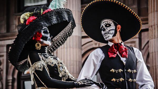 Día de los muertos, México - Sputnik Mundo