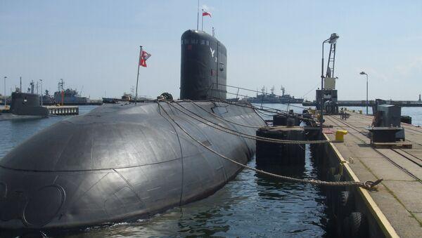 El submarino Orzel de la Armada de Polonia - Sputnik Mundo