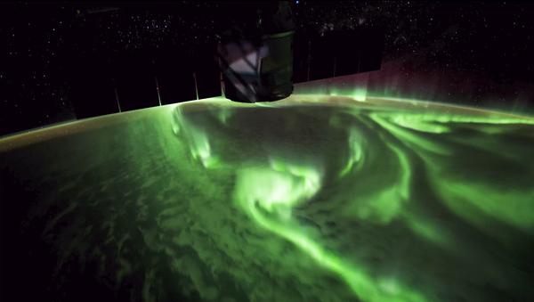 La deslumbrante belleza de nuestro planeta vista desde el espacio - Sputnik Mundo