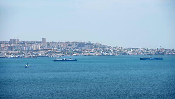 Mar Caspio - Sputnik Mundo