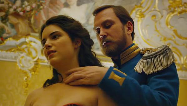 Escena de la película 'Matilda' del director Alexéi Uchítel (ROK, 2017) - Sputnik Mundo
