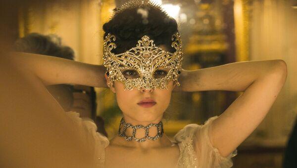 Michalina Olszanska protagoniza a Mathilde Kschessinska en la película rusa 'Matilda' - Sputnik Mundo