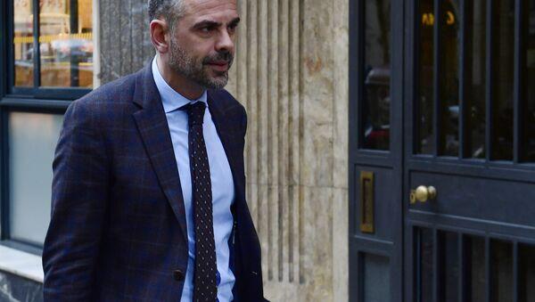 Santi Vila, el exconsejero catalán - Sputnik Mundo