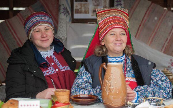 Conciertos y trajes tradicionales: así celebra Rusia el Día de la Unidad Nacional - Sputnik Mundo