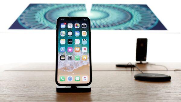 iPhone X - Sputnik Mundo