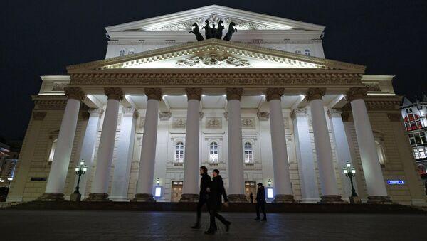 El Teatro Bolshoi de Moscú - Sputnik Mundo
