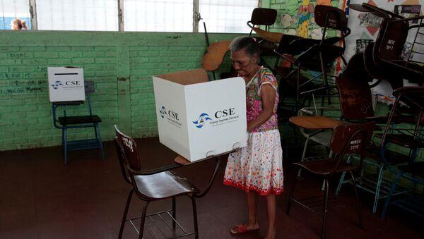 Elecciones municipales en Managua, Nicaragua - Sputnik Mundo