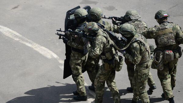 La Guardia Nacional de Rusia - Sputnik Mundo