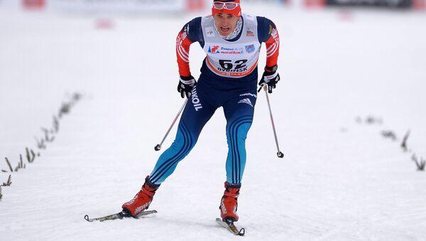 Eugeni Belov, atleta ruso - Sputnik Mundo