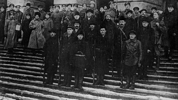 La Revolución de Octubre - Sputnik Mundo