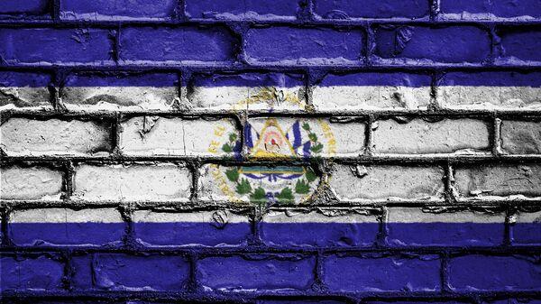 Bandera de El Salvador - Sputnik Mundo