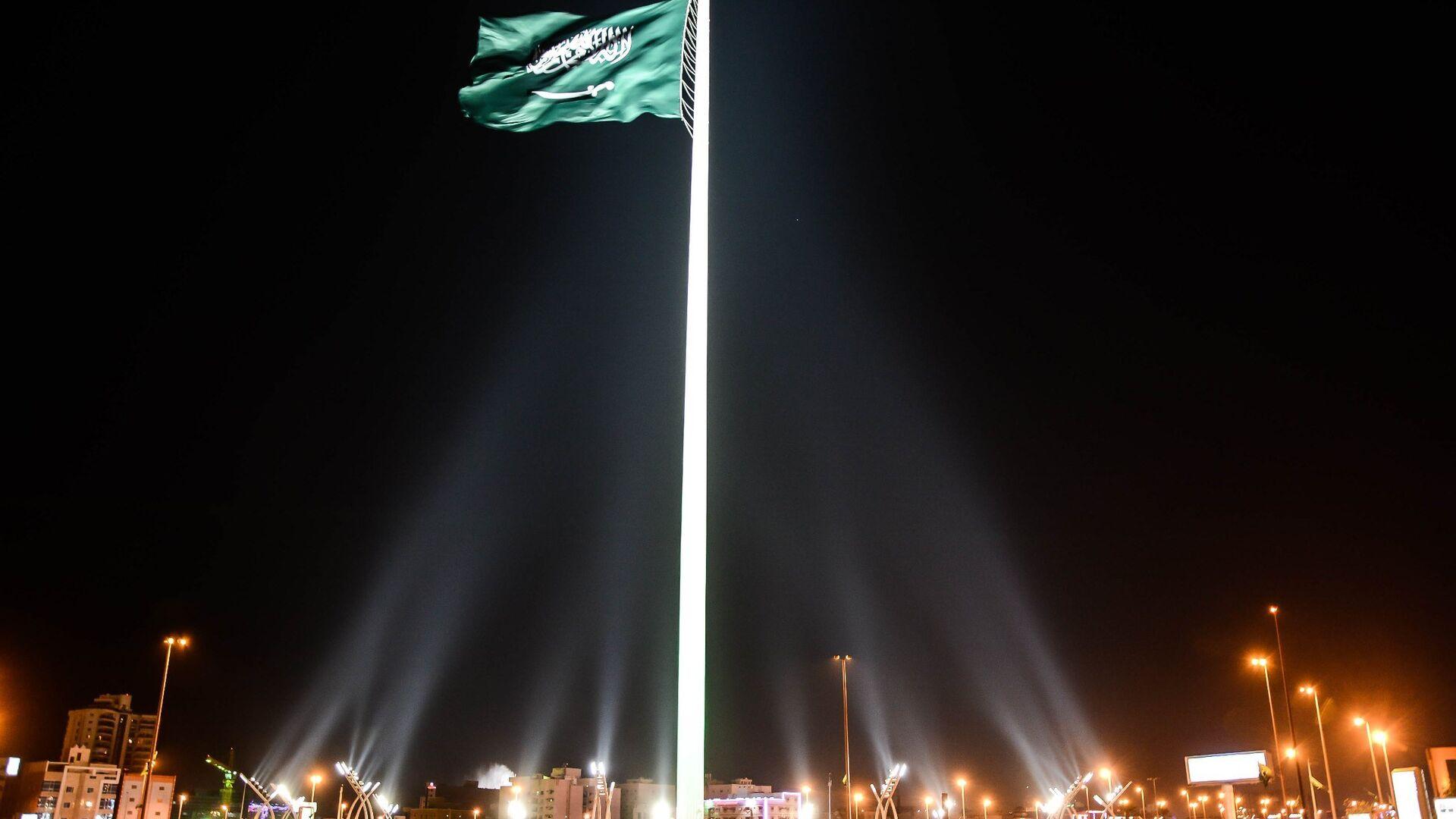 La bandera de Arabia Saudí - Sputnik Mundo, 1920, 27.02.2021