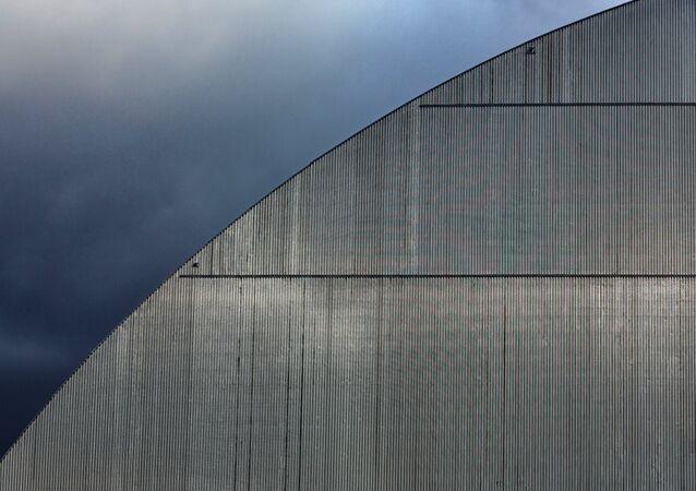 Un sarcófago de Chernóbil (imagen referencial)