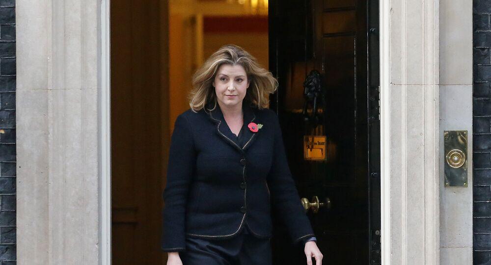 Penny Mordaunt, nueva ministra de Desarrollo Internacional del Reino Unido