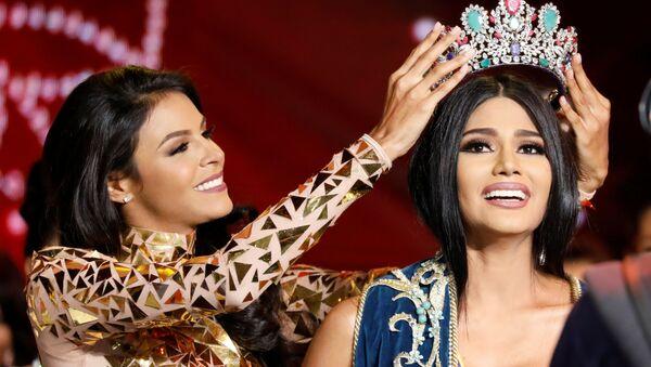 Miss Venezuela 2017: eligen a la mujer más bella del país bolivariano - Sputnik Mundo