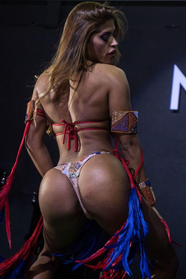 Las mejores nalgas del concurso Miss BumBum 2017 - Sputnik Mundo