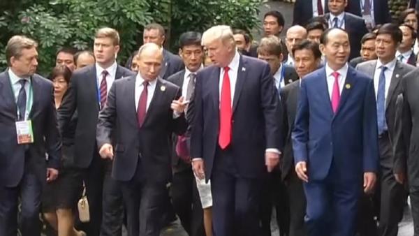 Las preguntas que deja la charla entre Putin y Trump - Sputnik Mundo