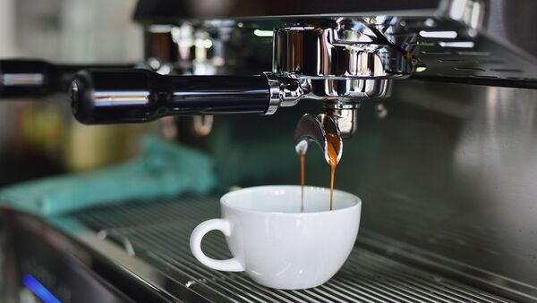 Café (imagen referencial) - Sputnik Mundo