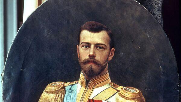El retrato de Nicolás II - Sputnik Mundo