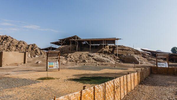 El sitio arqueológico de Ventarrón, Perú - Sputnik Mundo
