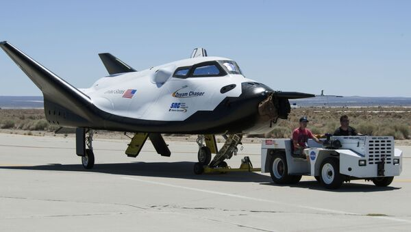 La nave espacial Dream Chaser - Sputnik Mundo